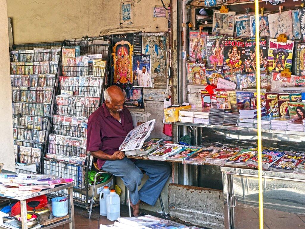 Printmedien Shop
